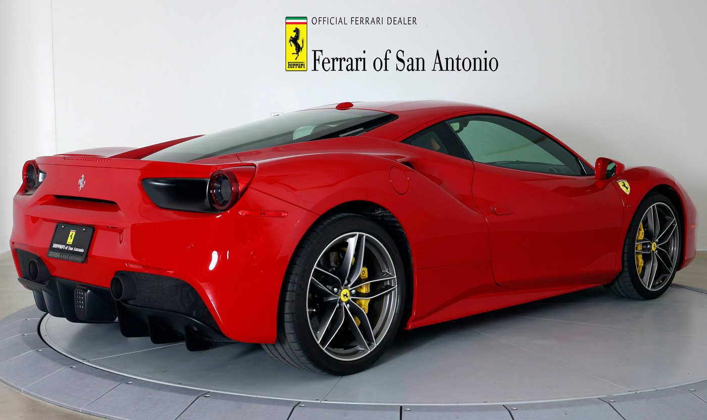 Ferrari 488 2016 $289900.00 incacar.com