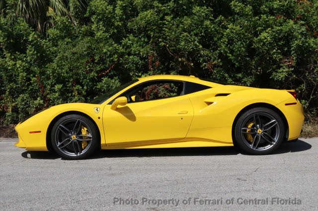 Ferrari 488 2016 $252895.00 incacar.com