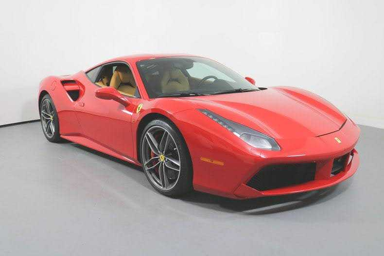 Ferrari 488 2016 $259000.00 incacar.com