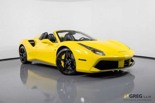 Ferrari 488 2017 $284900.00 incacar.com
