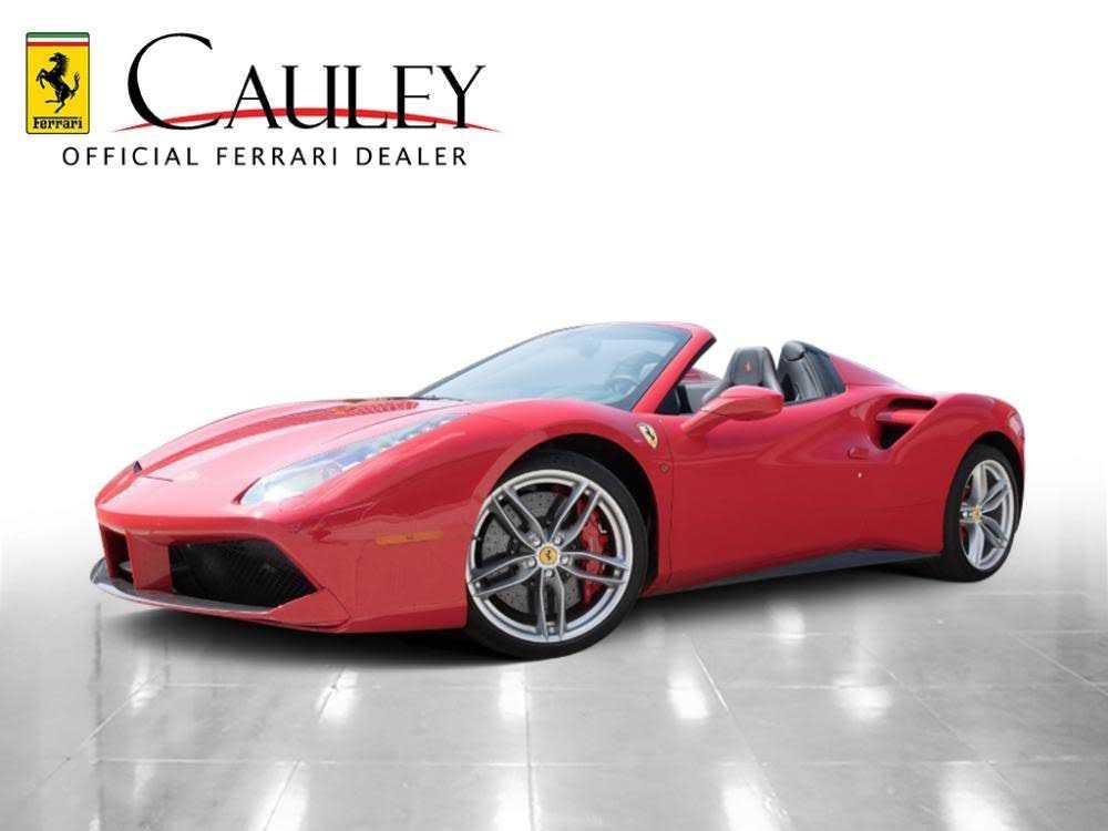 Ferrari 488 2017 $344900.00 incacar.com