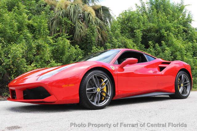 Ferrari 488 2017 $282895.00 incacar.com