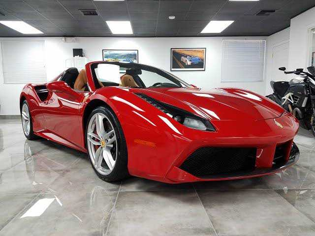 Ferrari 488 2017 $269800.00 incacar.com