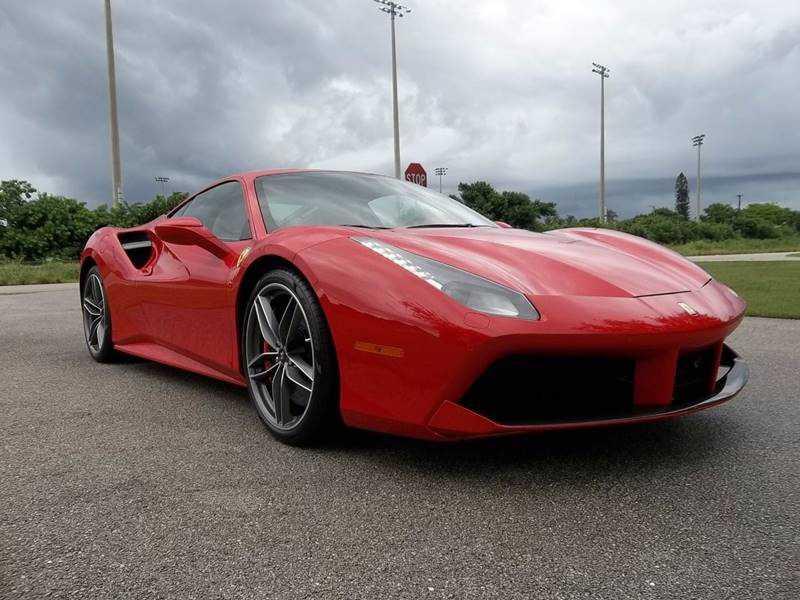 Ferrari 488 2017 $395000.00 incacar.com