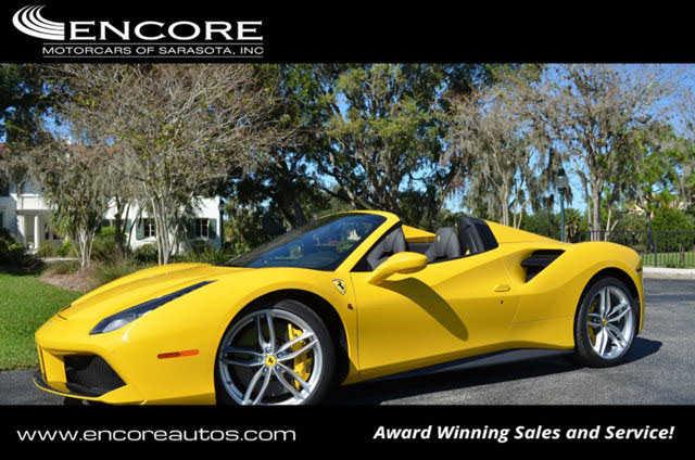 Ferrari 488 2017 $299990.00 incacar.com