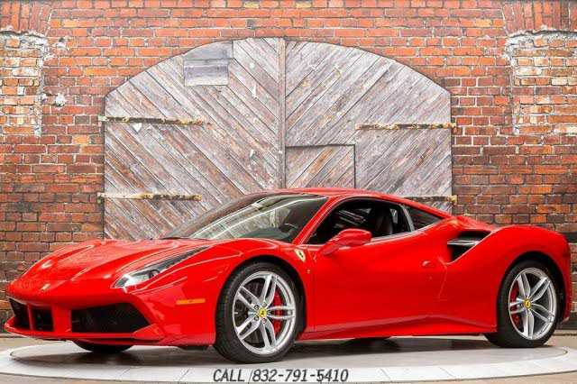 Ferrari 488 2017 $259900.00 incacar.com