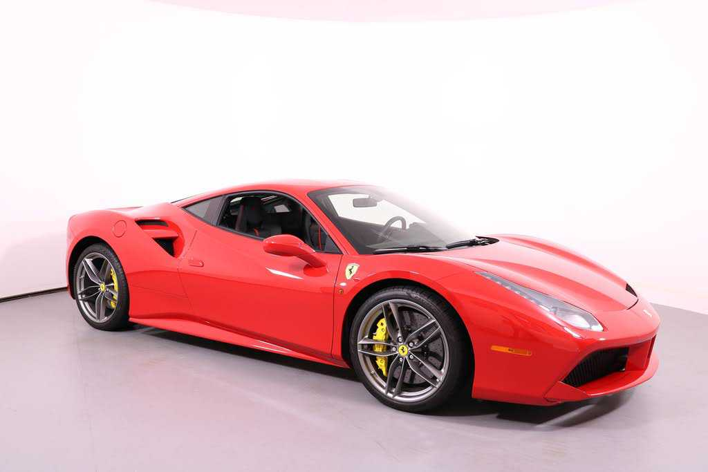 Ferrari 488 2017 $249000.00 incacar.com