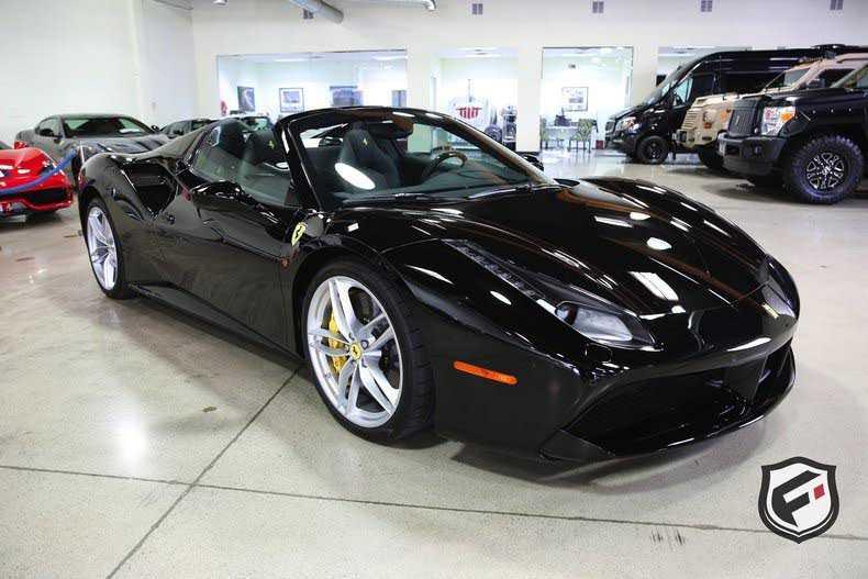 Ferrari 488 2017 $304950.00 incacar.com