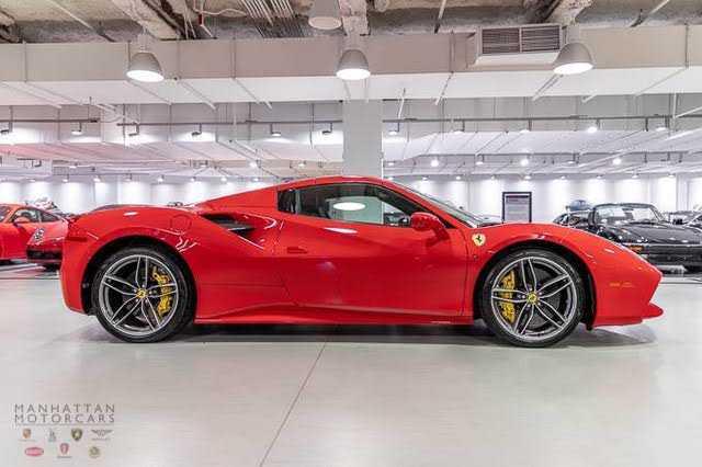 Ferrari 488 2017 $299500.00 incacar.com