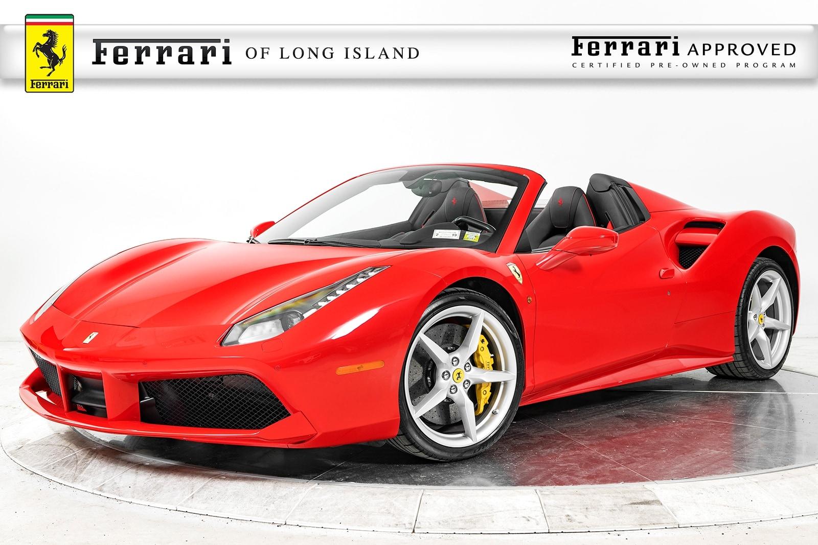 Ferrari 488 2017 $314900.00 incacar.com
