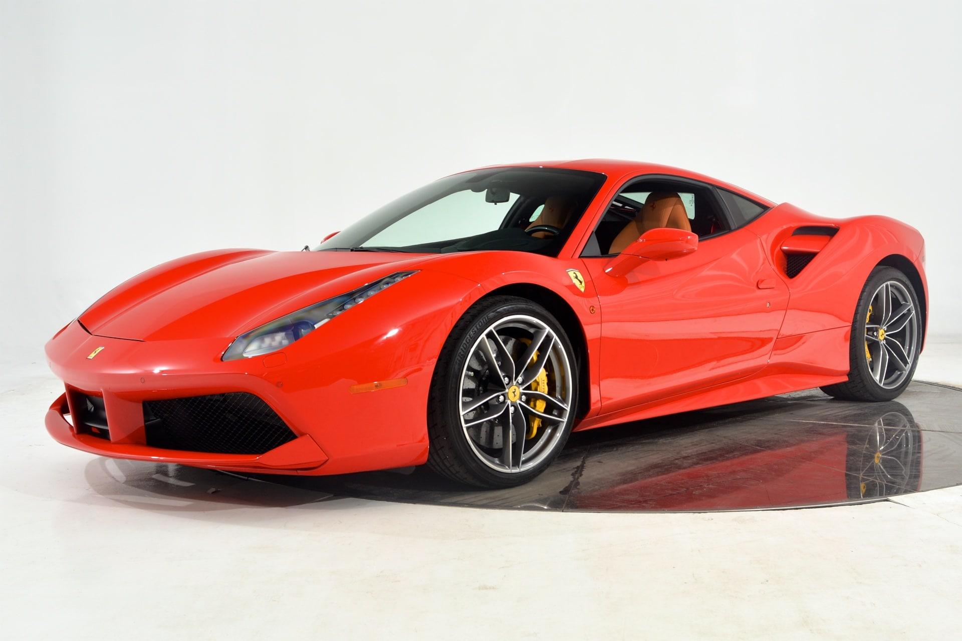 Ferrari 488 2018 $279900.00 incacar.com