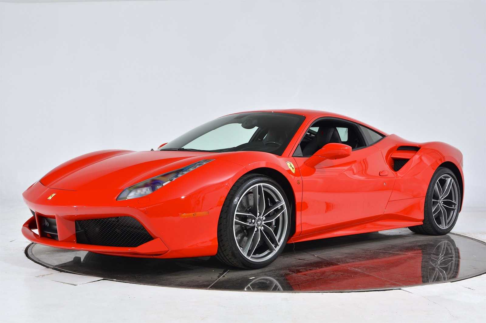 Ferrari 488 2018 $289900.00 incacar.com
