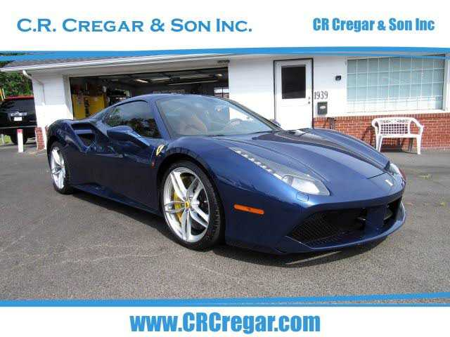 Ferrari 488 2018 $329258.00 incacar.com