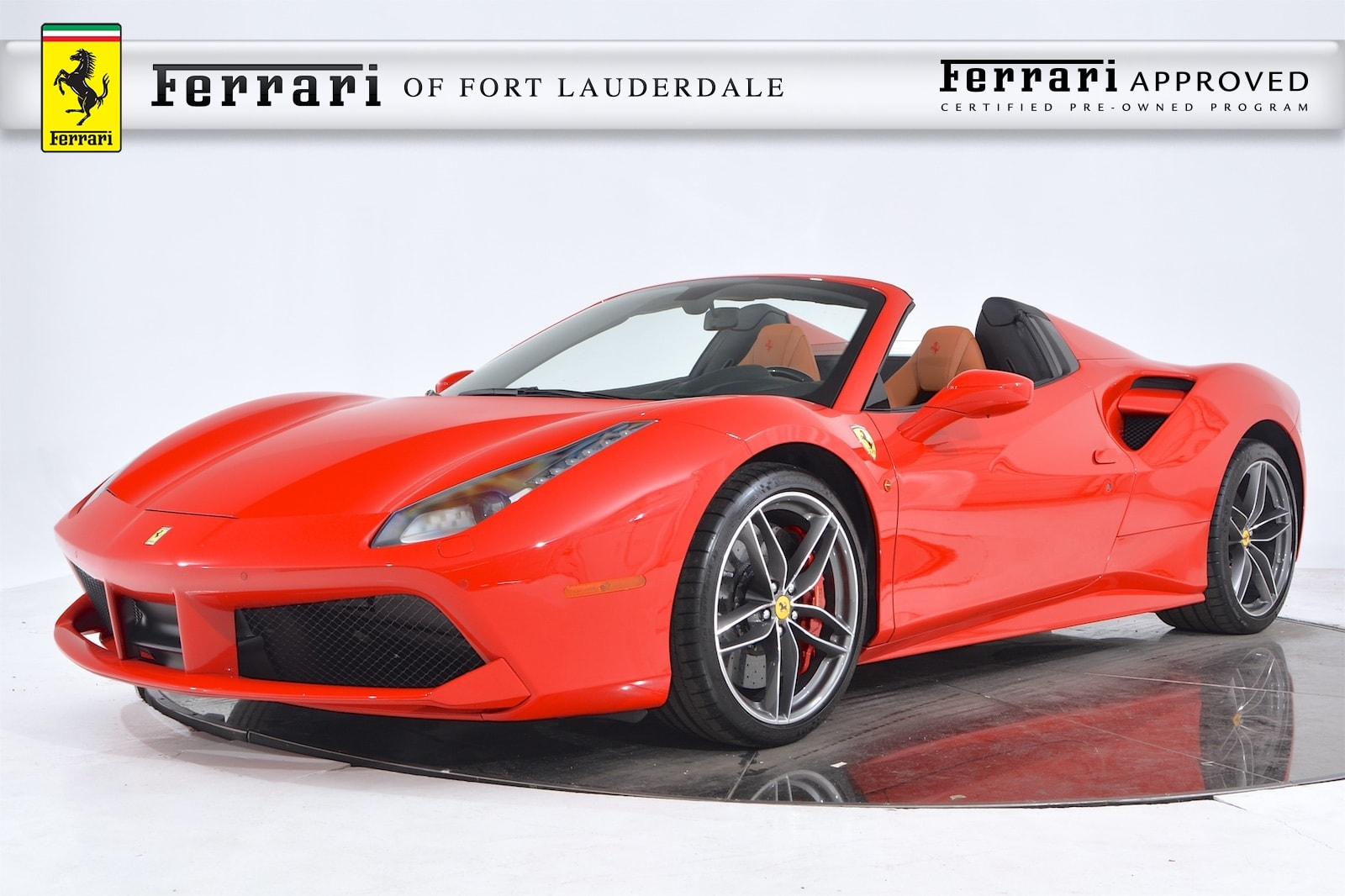 Ferrari 488 2018 $339900.00 incacar.com