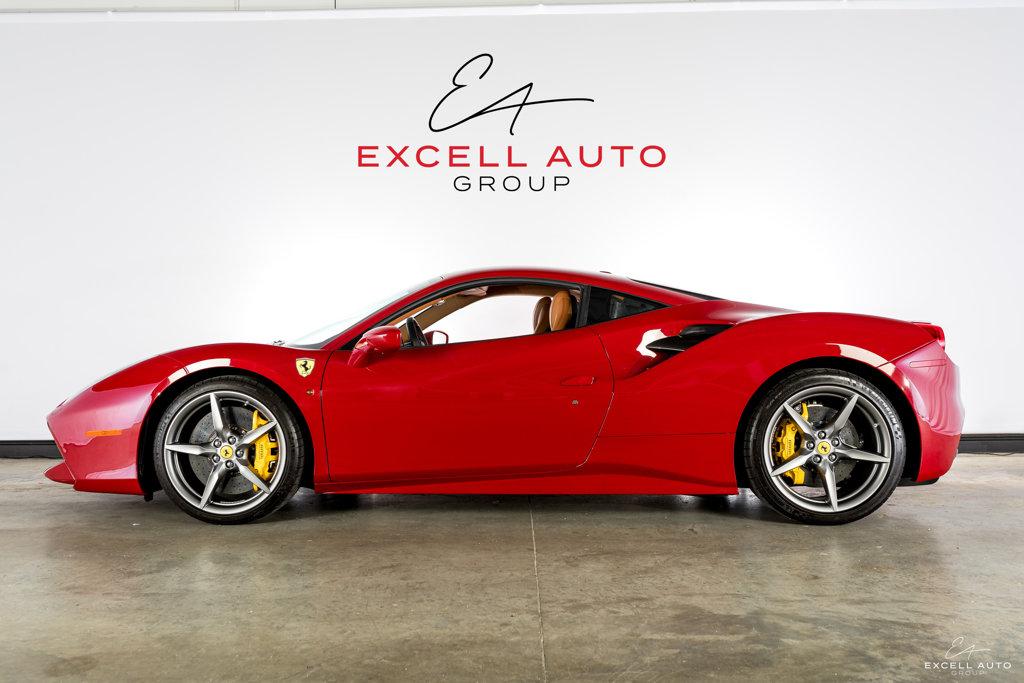 used Ferrari 488 2018 vin: ZFF79ALA2J0232603