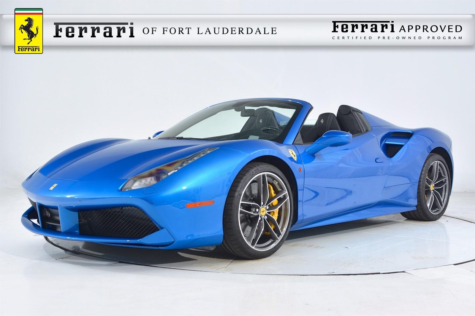 Ferrari 488 2018 $349900.00 incacar.com
