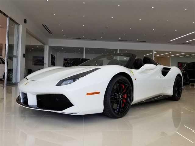 Ferrari 488 2018 $394666.00 incacar.com