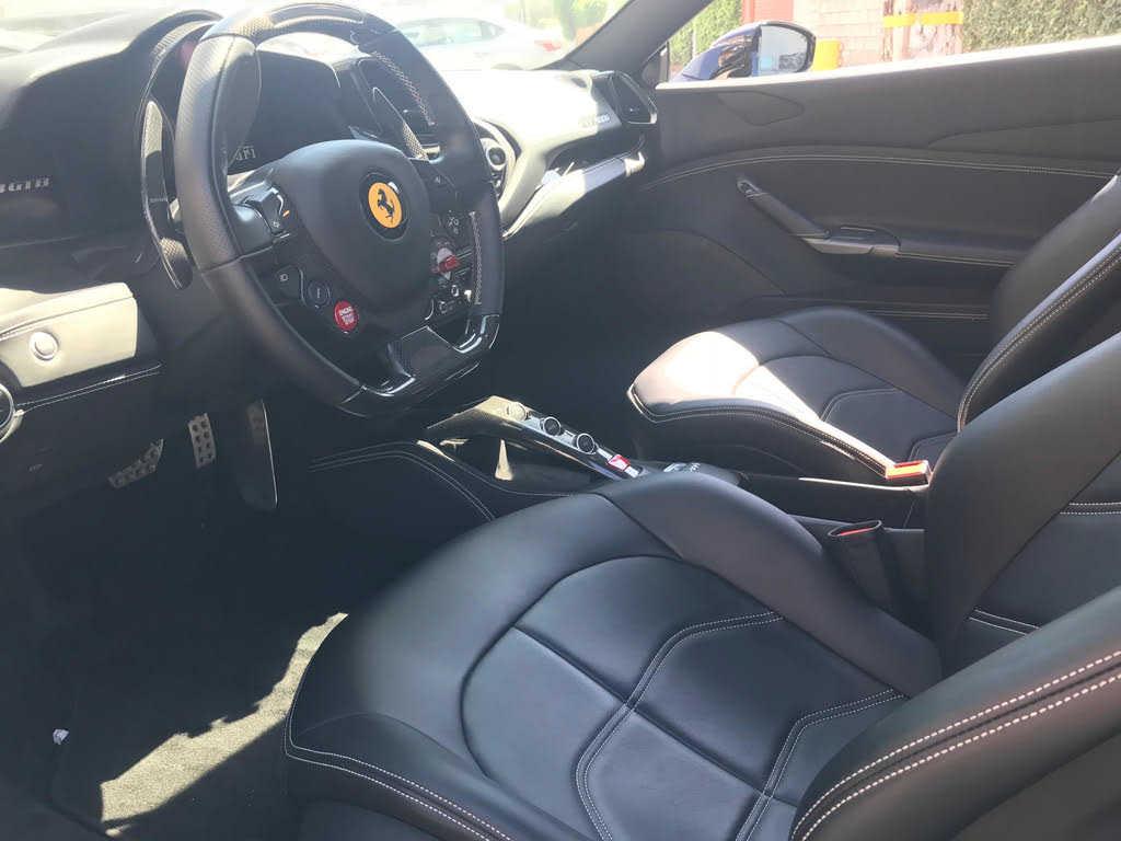 Ferrari 488 2018 $285488.00 incacar.com