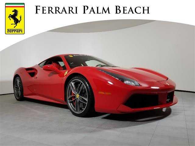 Ferrari 488 2018 $279895.00 incacar.com