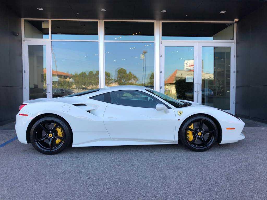 Ferrari 488 2018 $292995.00 incacar.com