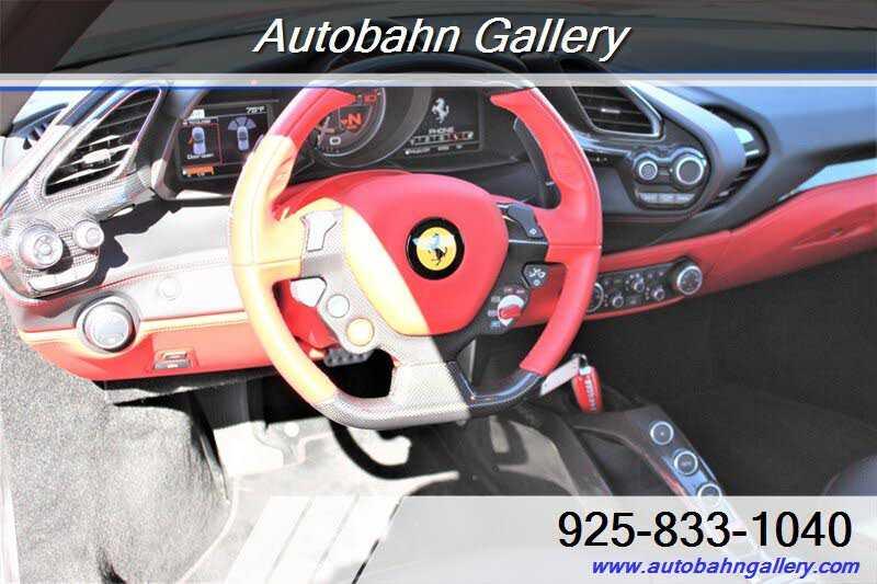 Ferrari 488 2018 $310888.00 incacar.com