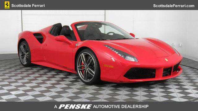 Ferrari 488 2018 $327459.00 incacar.com