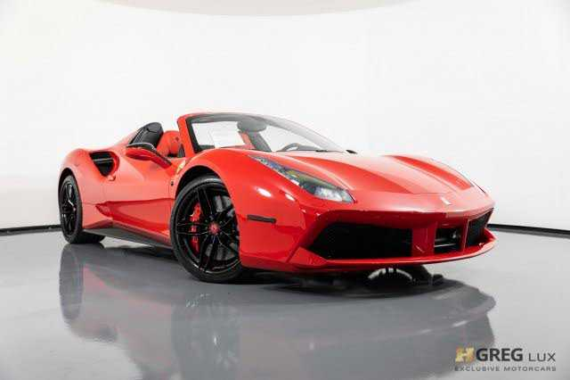 Ferrari 488 2018 $309800.00 incacar.com
