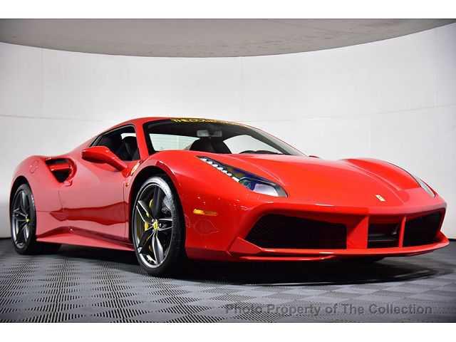 Ferrari 488 2018 $309000.00 incacar.com