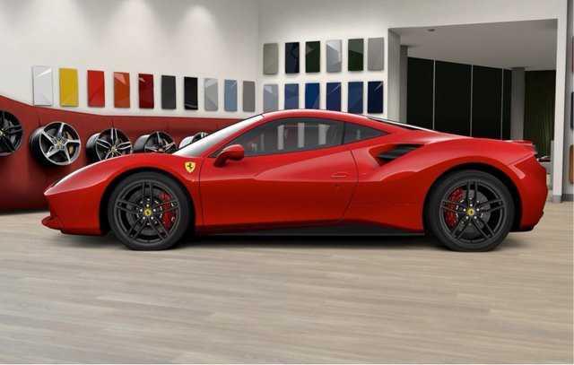 Ferrari 488 2018 $349888.00 incacar.com
