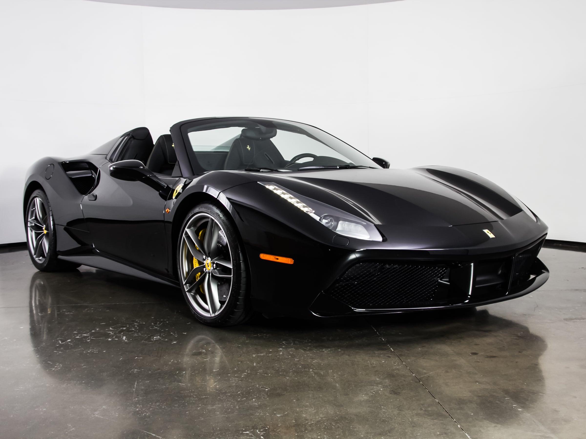 Ferrari 488 2018 $324900.00 incacar.com