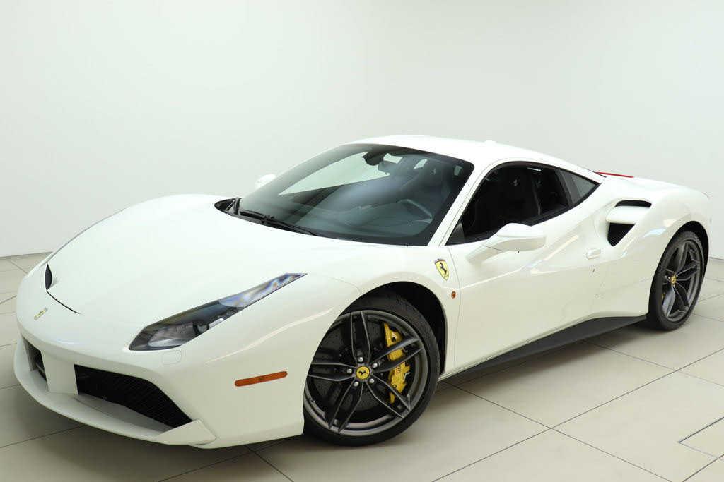 Ferrari 488 2019 $299900.00 incacar.com