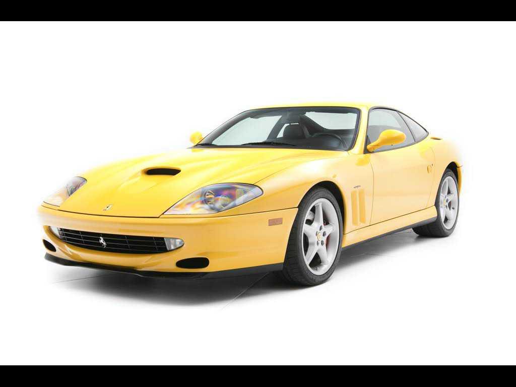 Ferrari 550 Maranello 1999 $124500.00 incacar.com