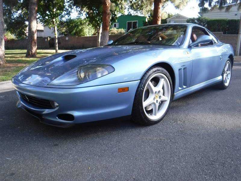 Ferrari 550 Maranello 1999 $119995.00 incacar.com