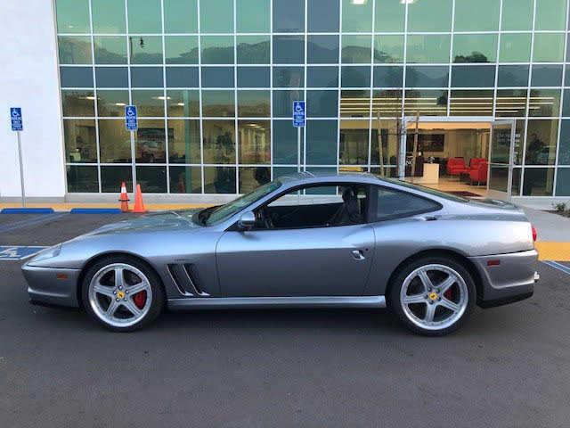 Ferrari 550 Maranello 2000 $164550.00 incacar.com
