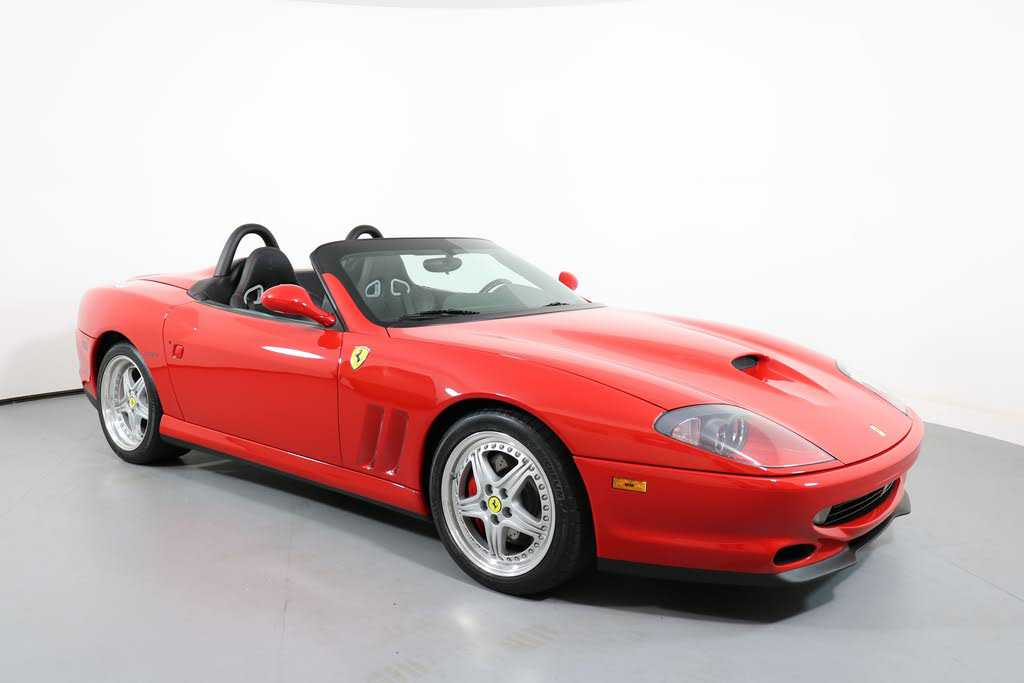 Ferrari 550 Maranello 2001 $599000.00 incacar.com
