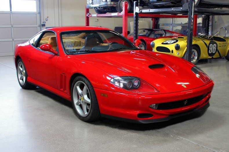 Ferrari 550 Maranello 2001 $199995.00 incacar.com