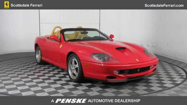 Ferrari 550 Maranello 2001 $529000.00 incacar.com