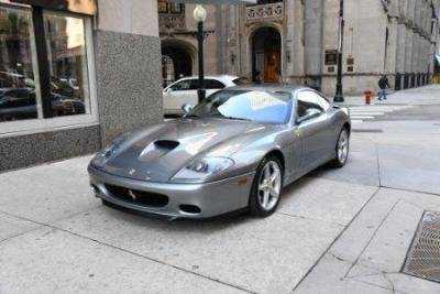 Ferrari 575 M Maranello 2002 $129800.00 incacar.com