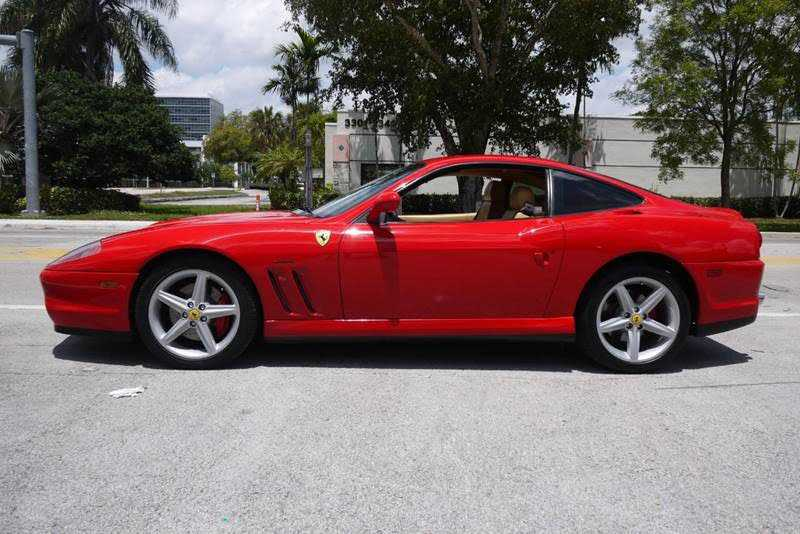 Ferrari 575 M Maranello 2002 $98997.00 incacar.com