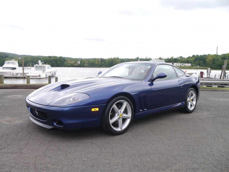 Ferrari 575 M Maranello 2002 $295000.00 incacar.com