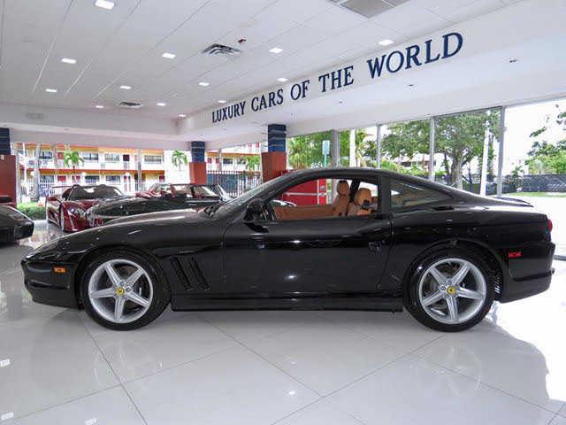 Ferrari 575 M Maranello 2002 $134800.00 incacar.com