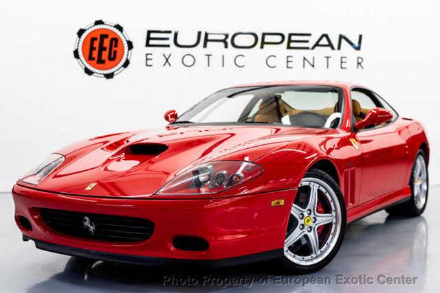 Ferrari 575 M Maranello 2003 $114995.00 incacar.com