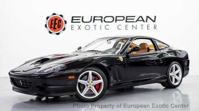 Ferrari 575 M Maranello 2004 $124995.00 incacar.com