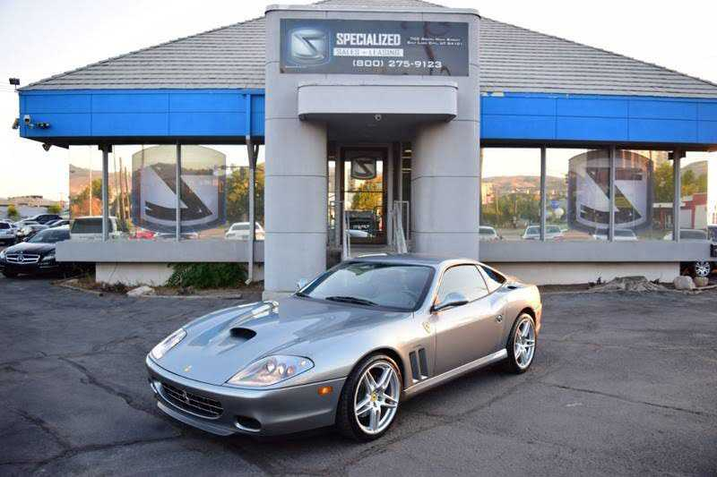 Ferrari 575 M Maranello 2004 $129786.00 incacar.com