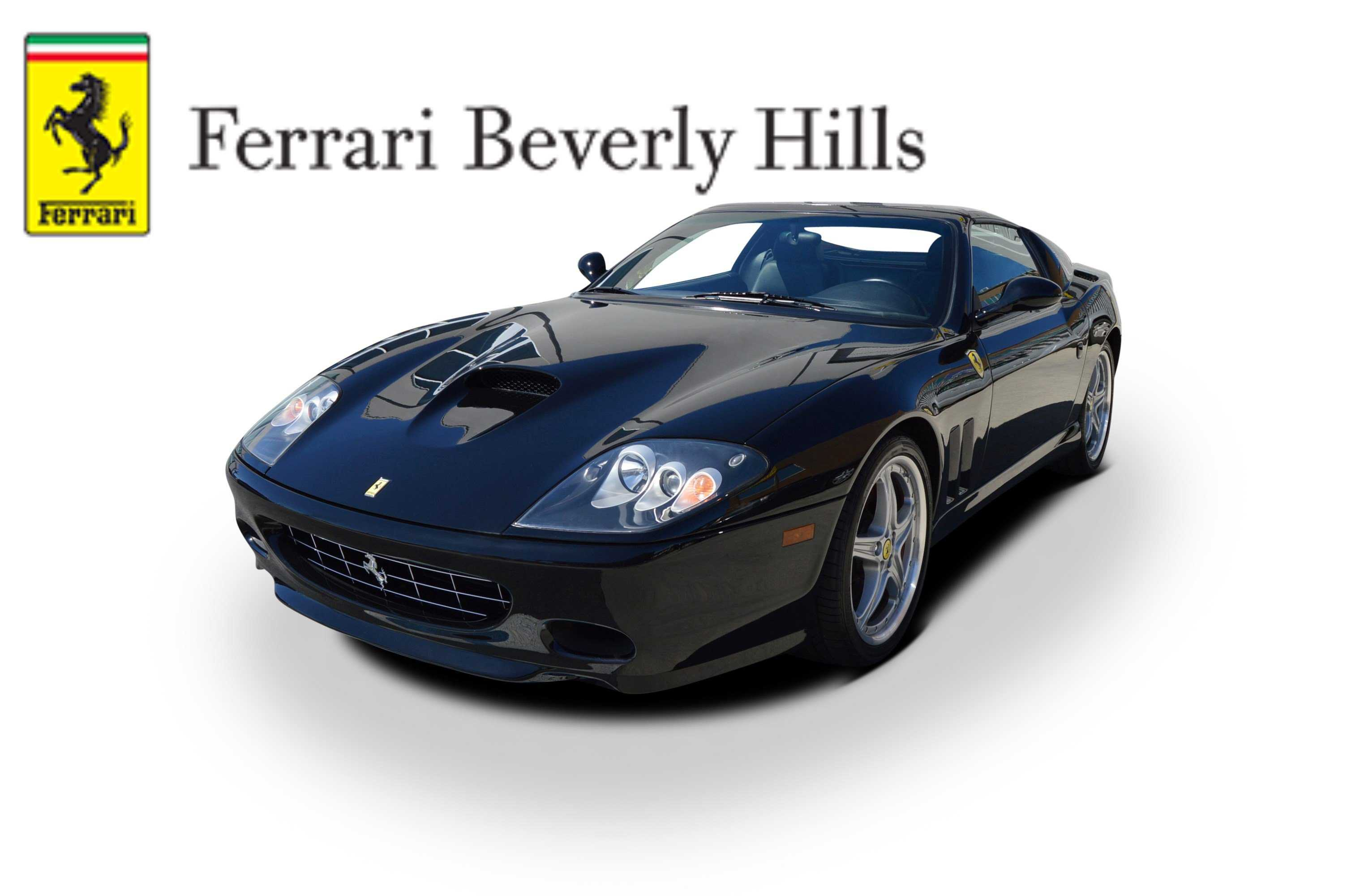 Ferrari 575 M Maranello 2005 $369000.00 incacar.com
