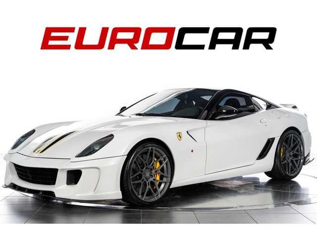 Ferrari 599 GTB Fiorano 2007 $149999.00 incacar.com