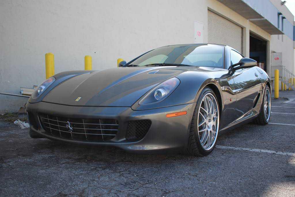 Ferrari 599 GTB Fiorano 2007 $179999.00 incacar.com
