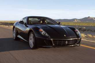 Ferrari 599 GTB Fiorano 2008 $152900.00 incacar.com