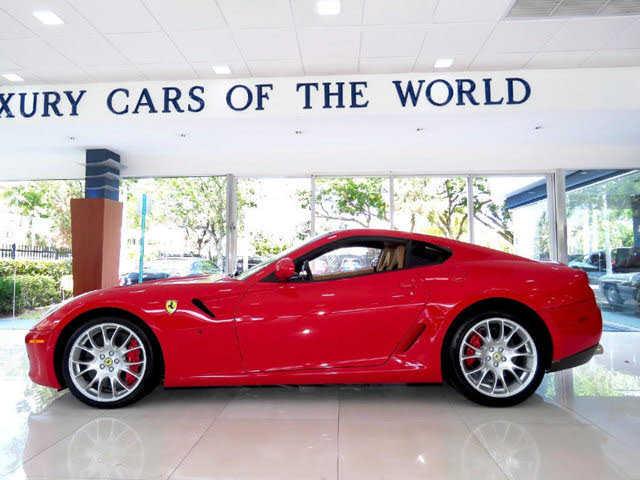 Ferrari 599 GTB Fiorano 2008 $159800.00 incacar.com