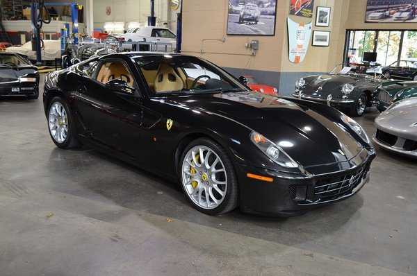 Ferrari 599 GTB Fiorano 2008 $174500.00 incacar.com